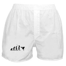 Breakdancer Boxer Shorts