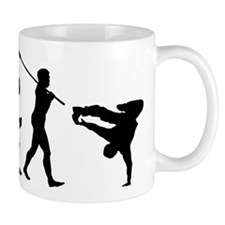 Breakdancer Mug
