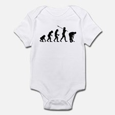 Croquet Player Infant Bodysuit