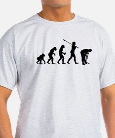 Croquet Player T-Shirt