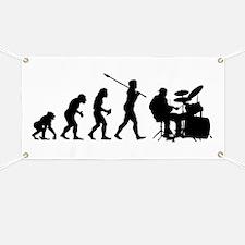 Drummer Banner