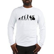Drummer Long Sleeve T-Shirt