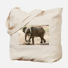 Tote Bag-Elephant