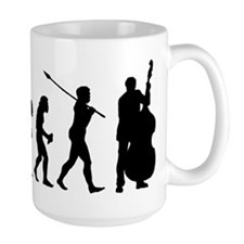 Double Bassist Player Mug
