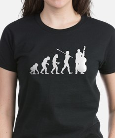 Double Bassist Player Tee