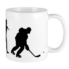 Ice Hockey Player Mug