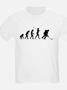 Ice Hockey Player T-Shirt