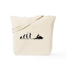 Jet Skier Tote Bag