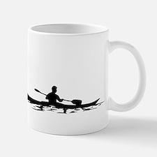Kayaker Small Small Mug
