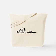 Kayaker Tote Bag
