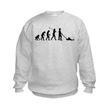 Lawn mower Sweatshirt