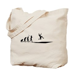 Long Jumper Tote Bag