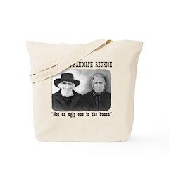 Huffman Randolph Reunion Tote Bag