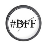 # BFF Wall Clock