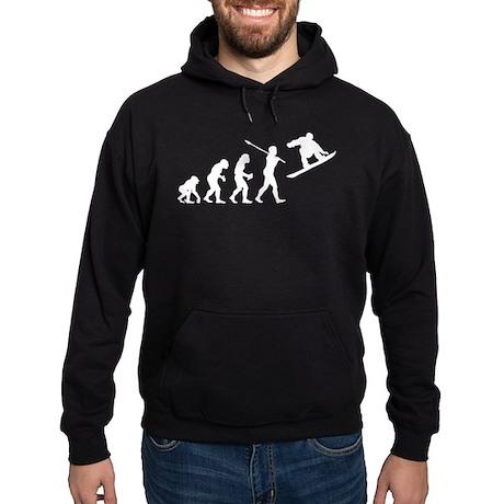 Snowboarder Hoodie (dark)