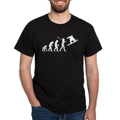 Snowboarder Dark T-Shirt
