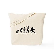 Tango Dancer Tote Bag