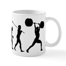 Weightlifter Mug