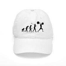 Weightlifter Baseball Cap