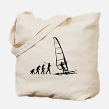 Windsurfer Tote Bag