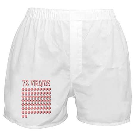 72 Virgins Boxer Shorts