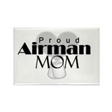 Proud mom Rectangle Magnet (10 pack)