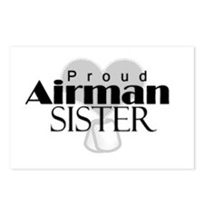 Proud Sister Postcards (Package of 8)
