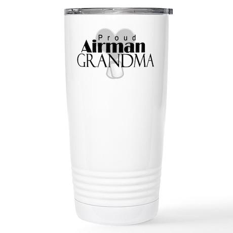 Grandma Stainless Steel Travel Mug