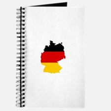 German Flag (shape) Journal