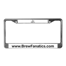 Yeast Whisperer License Plate Frame
