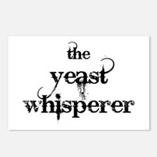 Yeast Whisperer Postcards (Package of 8)