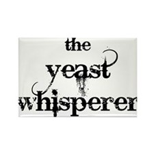 Yeast Whisperer Rectangle Magnet