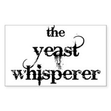 Yeast Whisperer Decal