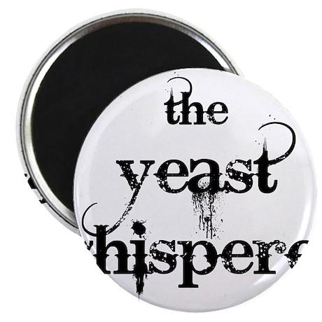 """Yeast Whisperer 2.25"""" Magnet (100 pack)"""