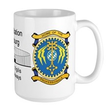 Field Station Augsburg INSCOM Mug