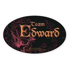 Team Edward Eclipse Decal