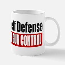 A Need for Self Defense Mug