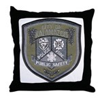 Kalamazoo Police Throw Pillow