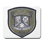 Kalamazoo Police Mousepad