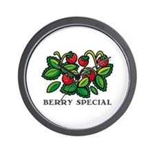 Berry Special Wall Clock