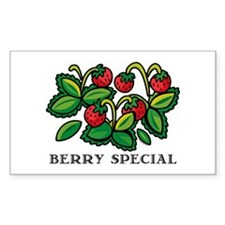 Berry Special Decal