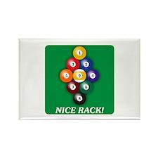 9-BALL Rectangle Magnet