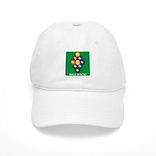 9-BALL Baseball Cap