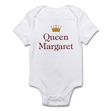 Queen Margaret Infant Bodysuit
