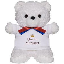 Queen Margaret Teddy Bear