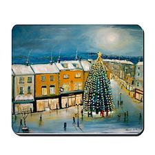 Christmas on Broad Street Mousepad