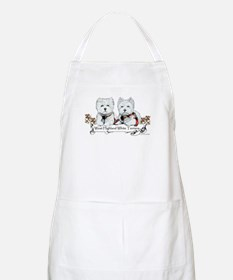 West Highland White Terriers BBQ Apron