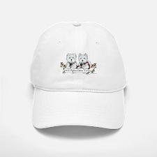 West Highland White Terriers Baseball Baseball Cap