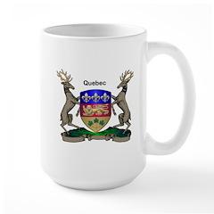 Quebec Family Shield Mug
