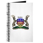 Quebec Family Shield Journal